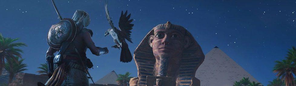 Ubisoft ha aprovechado el E3 2017 para presentar el primer tráiler de Assassin's Creed Origins, que nos traslada al Antiguo Egipto.