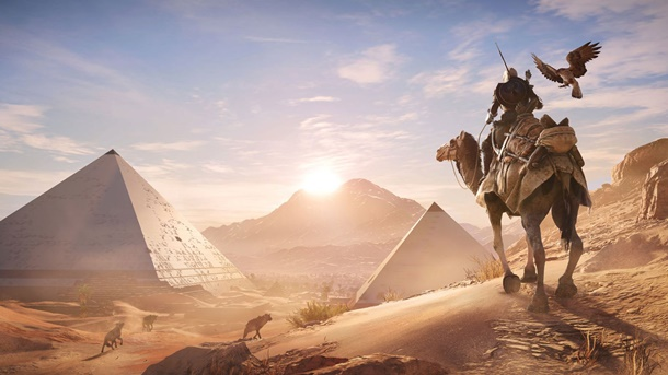 Tráiler de Assassin's Creed Origins y primer gameplay.