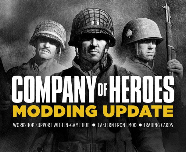 décimo aniversario de Company of Heroes