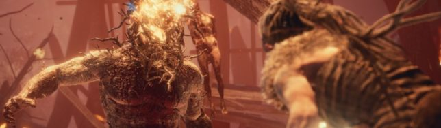 Ya pudes ver otro tráiler de Hellblade Senua's Sacrifice.