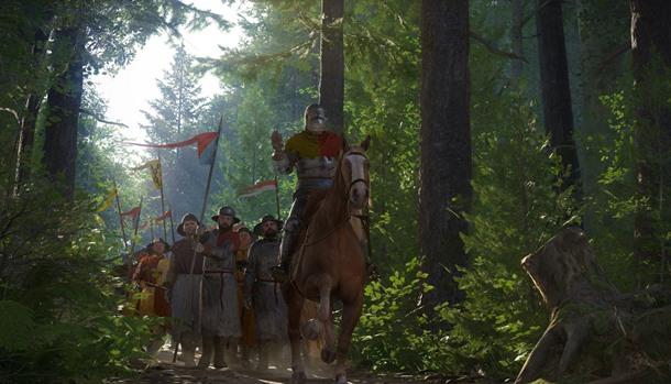Ya puedes echarle otro vistazo al gameplay de Kingdom Come Deliverance.