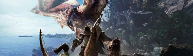 anunciado Monster Hunter World