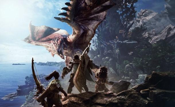 Ya puedes ver cerca de media hora de gameplay de Monster Hunter World.