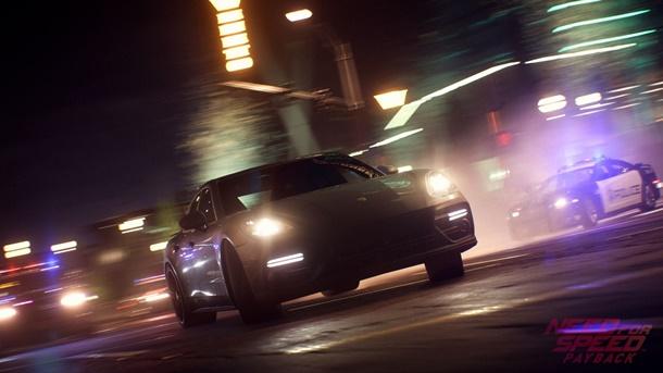 Desvelado Need for Speed Payback y sus primeros detalles.