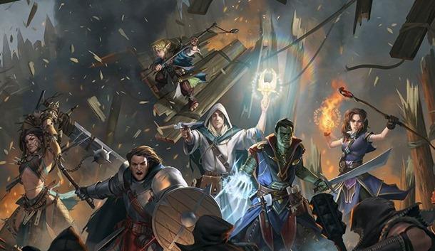 Ya puedes contirbuir al Kickstarter de Pathfinder Kingmaker.