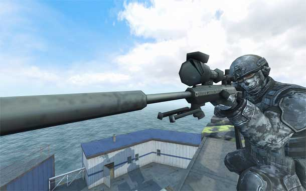 nuevo Combat Arms Reloaded