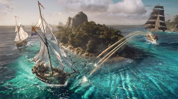Anunciado Skull and Bones, un nuevo juego de piratas.