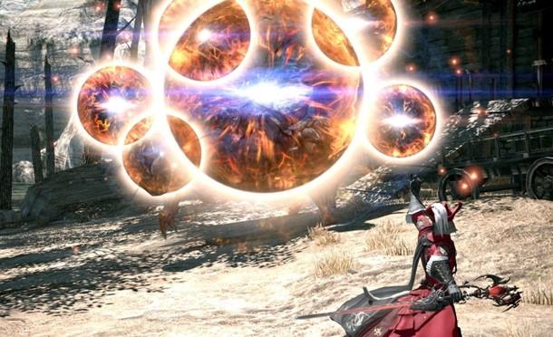 cuarto aniversario de Final Fantasy XIV Online