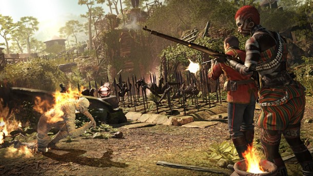 Catorce minutos de gameplay de Strange Brigade ya disponibles.
