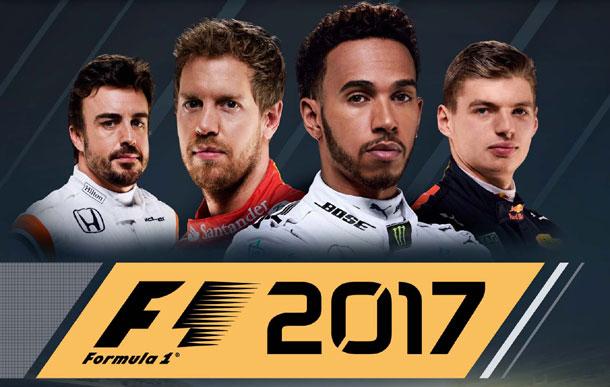 Lando Norris conduce en F1 2017