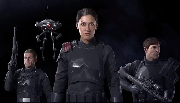 El primer diario de desarrollo de Star Wars Battlefront 2 se centra en su historia.