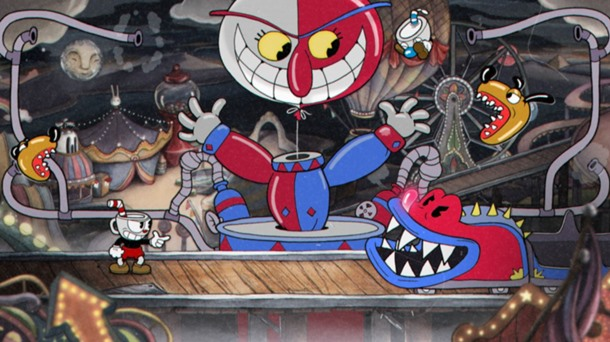 Disponible Cuphead en Steam a la vez que Windows 10 Store.