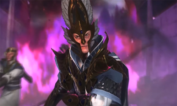 Elfos oscuros de Total War Warhammer II