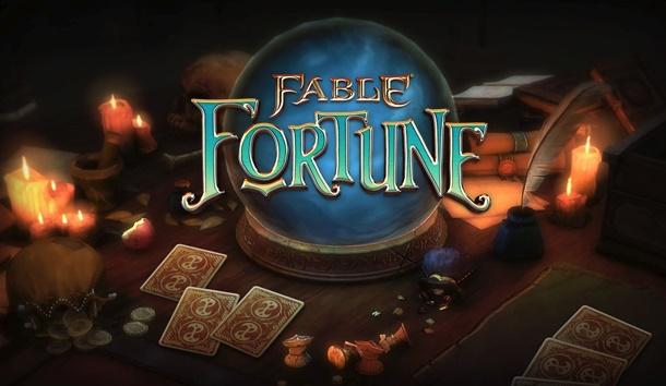 Disponible Fable Fortune en PC y Xbox One.