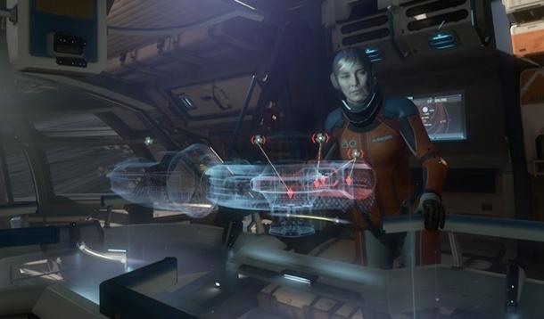 Ya hay fecha de lanzamiento de Lone Echo para Oculus Rift.