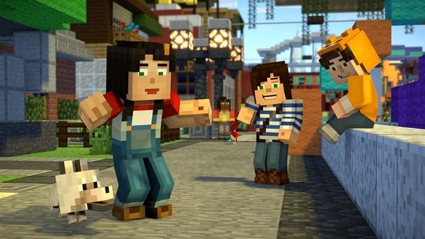 Ya puedes ver el primer tráiler de la segunda temporada de Minecraft Story Mode.