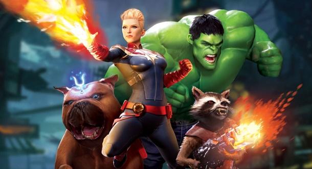 Ha sido anunciado Marvel Powers United VR, un nuevo título exclusivo para los usuarios de Oculus Rift.