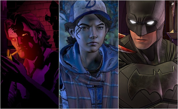 Telltale Games confirma trabajar en otra temporada de The Wolf Among Us, Batman y The Walking Dead.