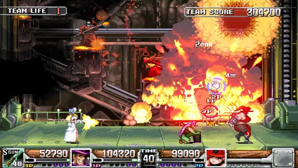 Ya puedes encontrar disponible Wild Guns Reloaded en PC.