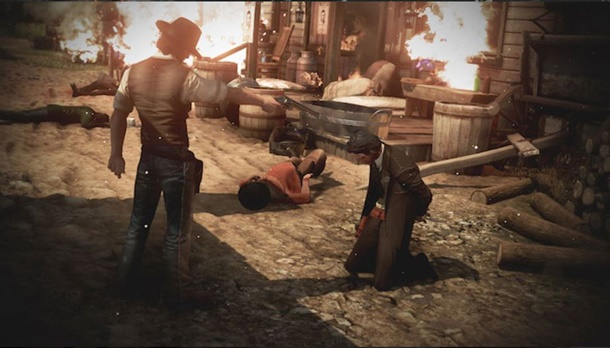 Ya puedes ver un gameplay de Wild West Online.