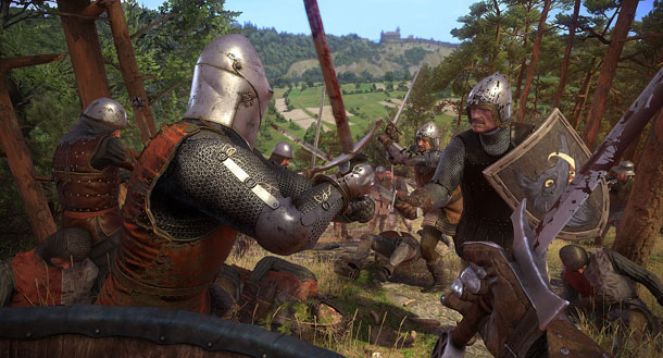 reservas de Kingdom Come Deliverance