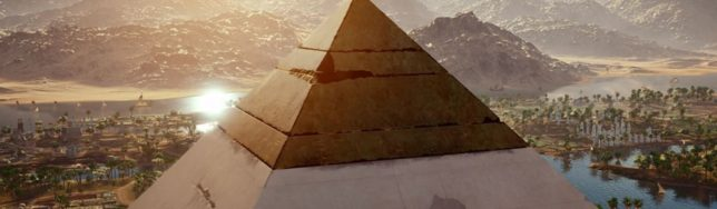 Ya puedes ver el tráiler cinemático de Assassin's Creed Origins.
