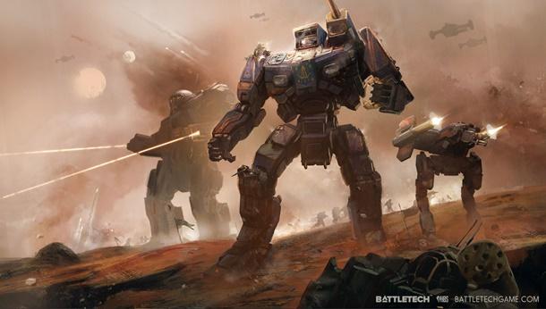 Battletech ha sido retrasado por necesitar más tiempo de desarrollo.
