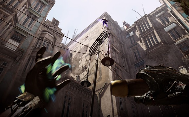 Ya puedes ver el tráiler oficial de gameplay de Dishonored Death of the Outsider.