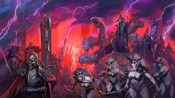 campaña de Total War Warhammer II