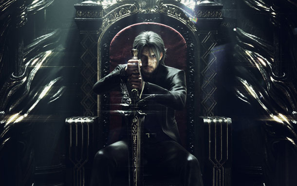 versión para PC de Final Fantasy XV