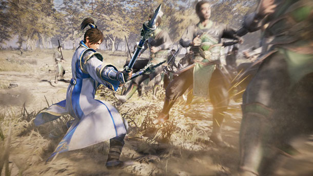 Dynasty Warriors 9 llegará a PC