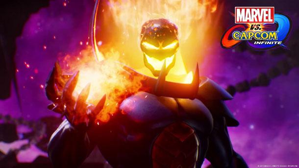 historia de Marvel Vs Capcom Infinite
