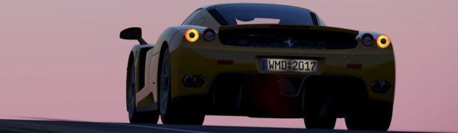 Los coches de Ferrari en Project Cars 2 son una de las máximas prioridades del estudio.