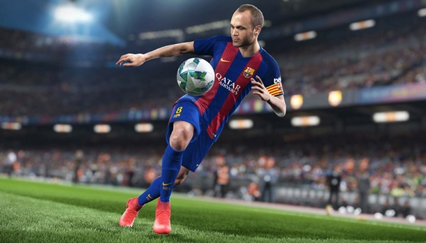 Konami ha publicado la lista de requisitos de Pro Evolution Soccer 2018.