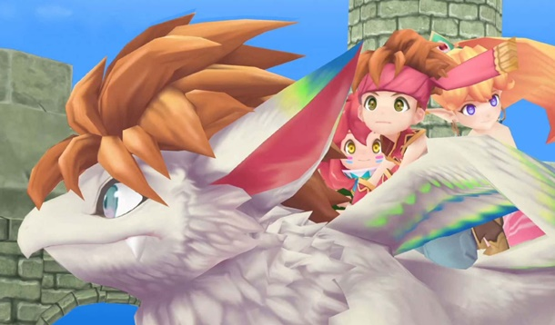 Nuevos detalles y requisitos de Secret of Mana para PC.