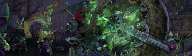 cuarta raza de Total War Warhammer II