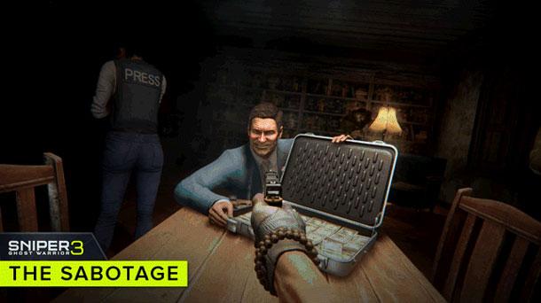 contenido descargable de Sniper Ghost Warrior 3