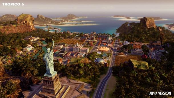 Ya puedes ver un nuevo tráiler de Tropico 6.