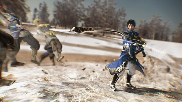 personaje de Dynasty Warriors 9