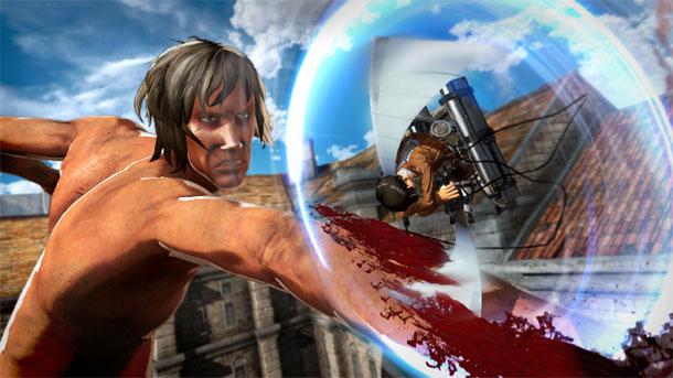 Disfruta de un nuevo tráiler de Attack on Titan 2 para PC y consolas.