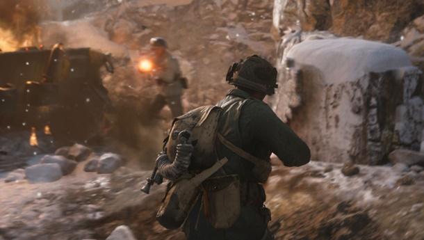 Todo sobre la beta de Call of Duty WWII en PC.