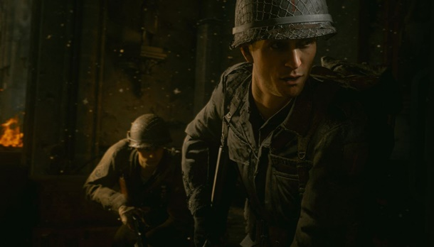"Ronald ""Red"" Daniels será el protagonista de la campaña de Call of Duty WW2."