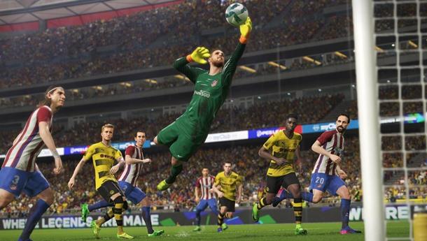 La demo de Pro Evolution Soccer 2018 para PC llegará tras su lanzamiento.