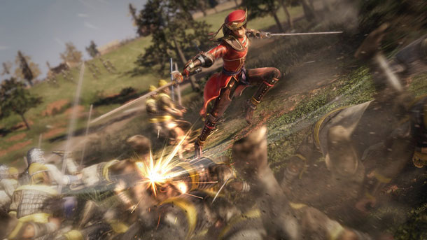 lanzamiento de Dynasty Warriors 9