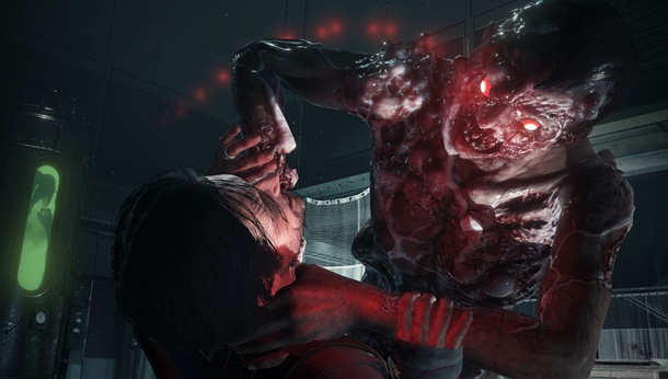 Descubre auténticos horrores en The Evil Within 2.