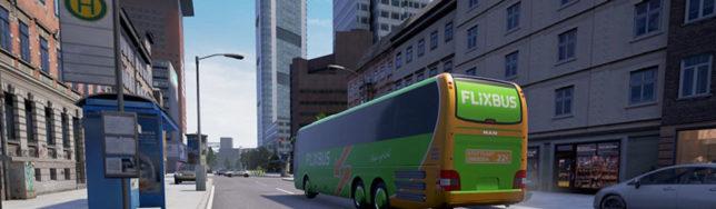 autobuses en Fernbus Simulator