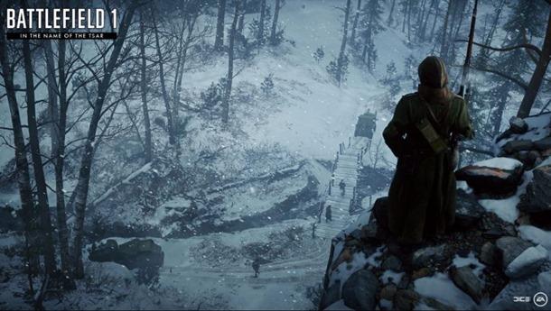 Ya disponible In The Name of the Tsar al completo en Battlefield 1.