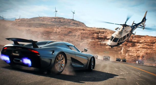 Publicados los requerimientos de Need for Speed Payback oficiales.
