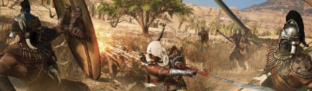 Los Antiguos de Assassin's Creed Origins serán los nuevos enemigos.