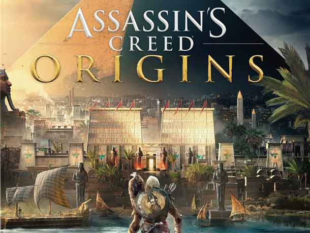 Assassin's Creed Origins para PC